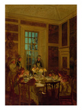 Grandmother's Birthday, 1893 Giclee Print by John Henry Lorimer