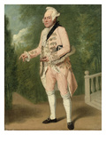 Thomas King as Lord Ogleby Giclee Print by Samuel de Wilde