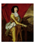 Louis XIV (1638-1715) Giclee Print by Pierre Mignard