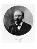 Henri Poincare (B/W Photo) Giclee Print by  French Photographer