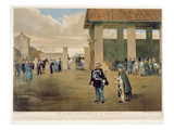 The Armistice of Vignale (Colour Litho) Giclee Print by V. Malinverno