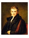 Sir Augustus Wall Callcott (1799-1844) 1847 (Oil on Panel) Giclee Print by John Linnell