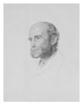 John Richard Green, Engraved by George J. Stodart (Engraving) Giclee Print by Anthony Frederick Augustus Sandys