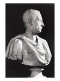 Portrait Bust of Francis I (1708-65), Holy Roman Emperor (Marble) Giclee Print by Antonio Canova