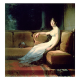The Empress Josephine Giclee Print by Francois Pascal Simon, Baron Gerard