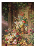 The Tomb of Julie, 1803 (Oil on Canvas) Giclee Print by Jan Frans van Dael
