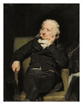 Henry Fuseli (1741-1825), 1817 (Oil on Panel) Giclee Print by George Henry Harlow