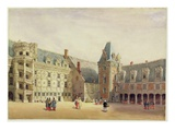 Le Chateau De Blois (W/C on Paper) Giclee Print by Thomas Shotter Boys