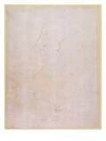 Study of a Male Torso (Pencil on Paper) (Verso) (For Recto See 192512) Premium Giclee Print by  Michelangelo Buonarroti