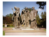 The Burghers of Calais (Bronze) Giclee Print by Auguste Rodin