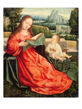The Madonna and Child Giclee Print by  Flemish