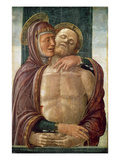 The Virgin with the Dead Christ, C.1480 (Tempera on Panel) Giclee Print by Jacopo Da Montagnana