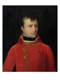 Portrait of Napoleon Bonaparte (1769-1821) Giclee Print by Jean Pierre Franque