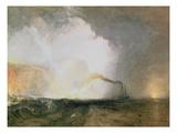 J. M. W. Turner - Staffa, Fingal's Cave, 1832 - Giclee Baskı