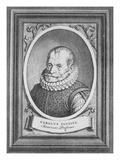 Carolus Clusius (Engraving) Giclee Print by  Flemish