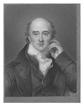 George Canning (Engraving) Giclee Print by Sir Thomas Lawrence