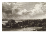 Summerland, Engraved by David Lucas (1802-81) (Mezzotint) Giclee Print by John Constable