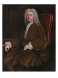 Francis, 2nd Earl of Godolphin, c.1725 Giclee Print by Jonathan Richardson