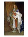 Edward Montagu, 1st Earl of Sandwich, c.1660-65 Giclee Print by Sir Peter Lely