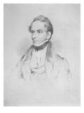 Decimus Burton, Lithograph by Maxim Gauci, C.1830-35 (Litho) Giclee Print by Eden Upton Eddis