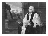The Right Reverend George Berkeley, Late Lord Bishop of Cloyne in Ireland Giclée-Druck von John Vanderbank
