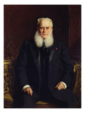 Portrait of Alfred Chauchard (1821-1909) 1896 Giclee Print by  Constant