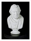 Samuel Johnson (1709-84) 1777 (Plaster) Giclee Print by Joseph Nollekens
