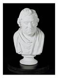 Samuel Johnson (1709-84) 1777 (Plaster) Giclee Print by Joseph Nollekens