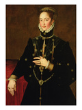 Marquesa of Las Navas, c.1559 Giclee Print by Sir Anthonis van Dashorst Mor