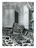 Table Vii from 'Elenchus Tabularum' by Levinus Vincent, Published 1719 (Engraving) Giclee Print by  Dutch