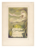 Preludium, Plate 2A from 'The First Book of Urizen', 1794 Giclee Print by William Blake