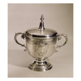 James Ii Steeple Cup, 1685 (Silver) Giclee Print by Benjamin Pyne