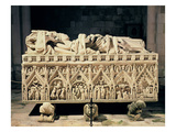 The Tomb of Ines De Castro (D.1355) Giclee Print by  Portuguese