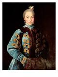 Portrait of Countess Anna Sheremetyeva, c.1768 Giclee Print by Ivan Petrovich Argunov