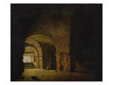 The Prisoner, c.1787-90 Giclee Print by Joseph Wright Of Derby