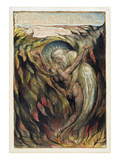 All Human Forms Identified...', Plate 99 from 'Jerusalem', 1804-20 Giclée-Druck von William Blake
