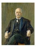 Prince Bernhard Von Bulow (1849-1929) 1917 Giclee Print by Max Liebermann