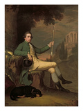 Thomas Graham, Baron Lynedoch (1748-1843) c.1769 Giclee Print by David Allan