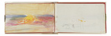 The Channel, C.1845 (Graphite and W/C on Paper) Giclee Print by Joseph Mallord William Turner