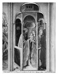 Cycle of the Life of the Virgin, Presentation of Jesus at the Temple, C.1445 Giclee Print by  Giovanni Francesco da Rimini