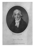 Portrait of Venanzio Rauzzini (1746-1810) Engraved by Samuel Freeman (1773-1857) Giclee Print by  English