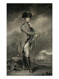General Cornwallis (1738-1805) Engraved by John Jones (C.1745-97) 6th March 1793 (Mezzotint) Giclee Print by Daniel Gardner