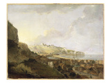 Dover, C.1746-47 (Oil on Canvas) Reproduction procédé giclée par Richard Wilson
