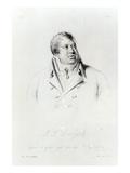 Jan Ladislav Dussek (1760-1812) (Litho) Giclee Print by J. Godefroy