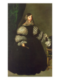 Lady of the Medinaceli Family, c.1683 Giclee Print by Don Juan Carreno de Miranda