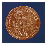 Coin (Metal) Giclee Print by  Byzantine