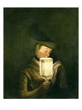 The Ballad Singer, c.1764 Giclee Print by Henry Robert Morland