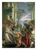 Adoration of the Magi, 1570S Premium Giclee Print by Paolo Veronese
