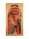 The Circumcision, from an Altarpiece Depicting Scenes from the Life of the Virgin, C.1445 Giclee Print by  Giovanni Francesco da Rimini