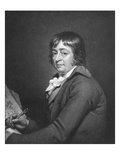 George Morland, Engraved by William Ward, 1805 (Engraving) (B/W Photo) Giclee Print by Robert Muller